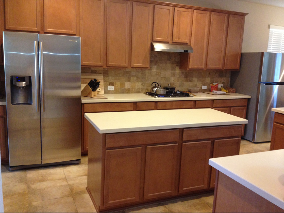 1 of 2 Full Size Kitchens