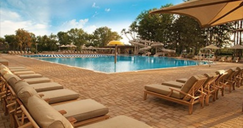 Members also enjoy spending time at our fitness facility pool and spa