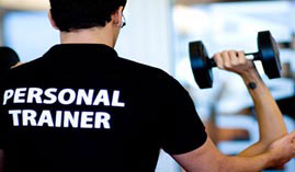 Personal Fitness Trainer – Once a Week